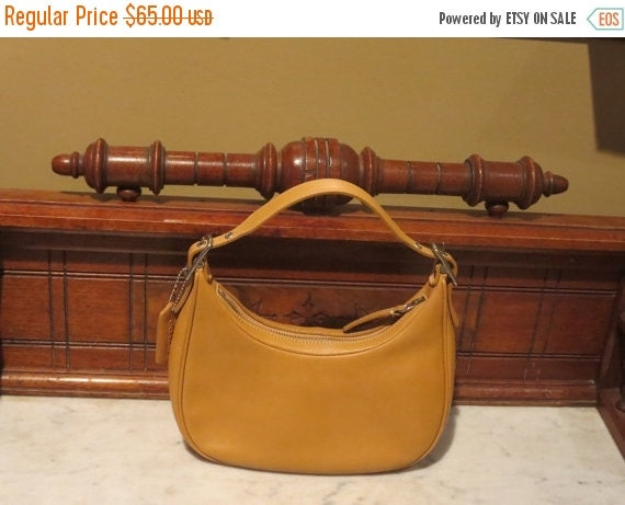 Football Days Sale Coach Camel Leather Legacy West Zoe Hobo Shoulder Bag 9593 Soft Leather Classic- Excellent Used Condition