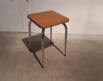 Stool 60s formica