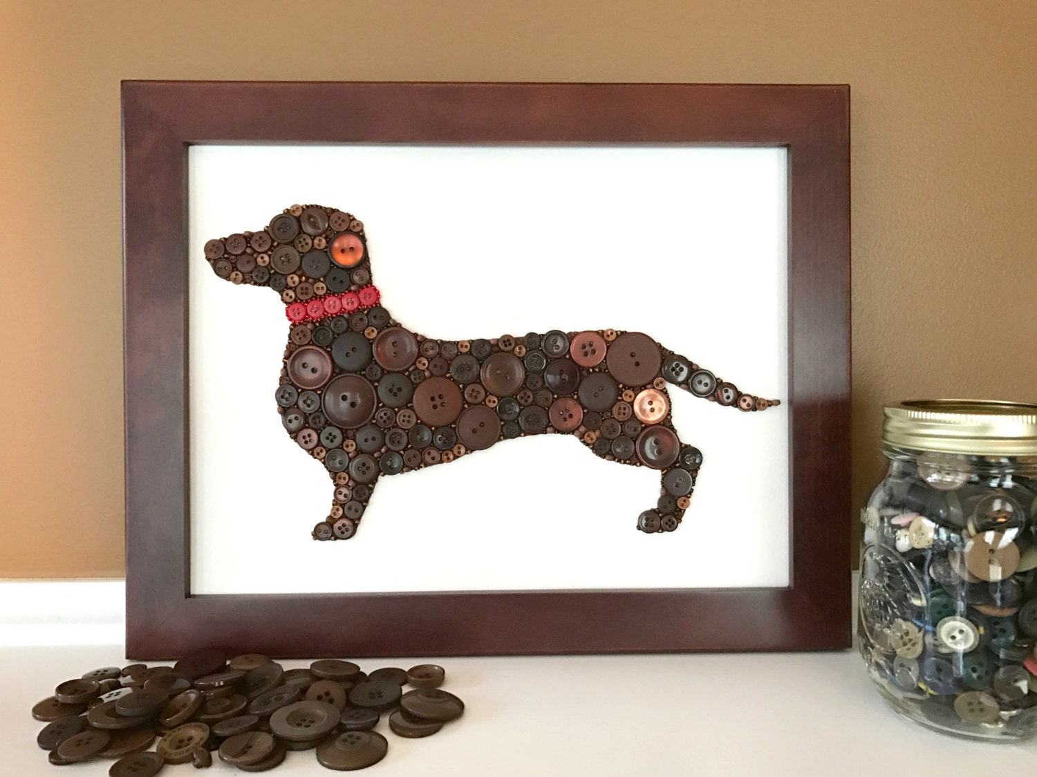 Dachshund Home Decor Dachshund Wall Art Etsy