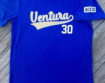Kansas City KC Royals Ventura Tee T-Shirt