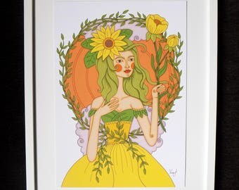 Summer, Limited edition art prints