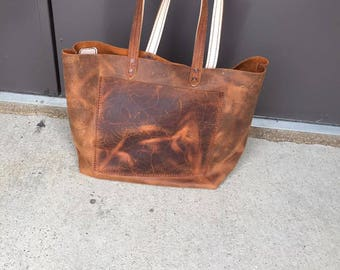 Limited Edition Tumbleweed Tote