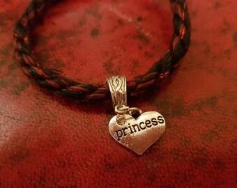 Bdsm bracelet shibari day collar discreet Princess