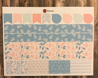 Bloom Collection: Washi & flags