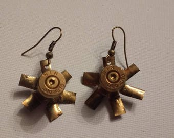 Winchester 380 Auto Earrings