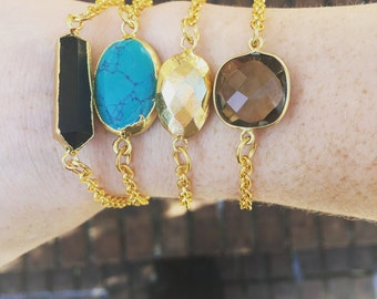 Dainty Gold Stackables