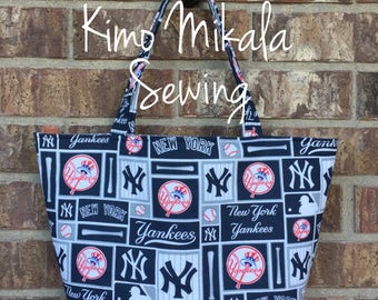 New York Yankees Baseball Handbag/Shoulder Bag