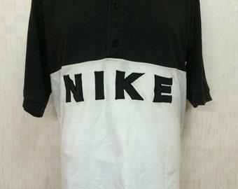 Vintage Nike Polo Shirt