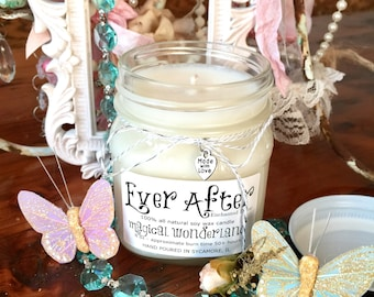Magical Wonderland - 100% All Natural Soy Wax Candle