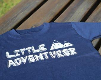 children's t-shirt - blue shirt - grey shirt - birthday gift - personalised