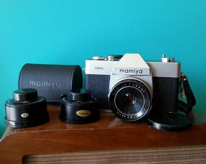 Mamiya Camera Kit