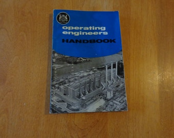 Operating Engineers Handbook 1964 Ontario Department of Labour