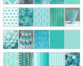 Printable Blue Theme