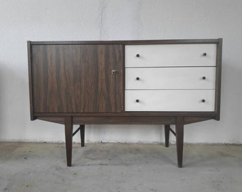 Mid Century Cupboard Dutch Design '60