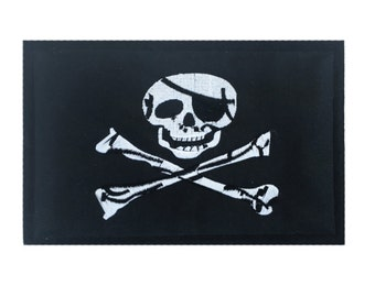 Vintage Pirate Flag Patch