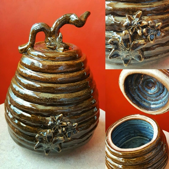 Olivecoil series beehive cookie jar - Beehive cookie jar ...