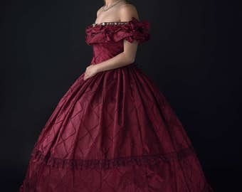 Vampire Diaries Civil War Dress
