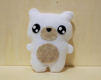 Polar Bear Plushy
