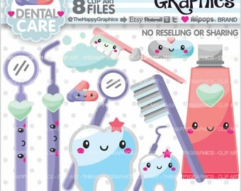 80%OFF - Dentist Clipart, Dentist Graphics, COMMERCIAL USE, Dental Care Clipart, Planner Accessories, Tooth Clipart, Health Clip Art