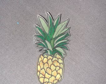Party Like a Pineapple Pin