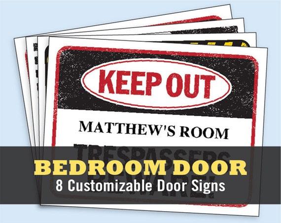 Door Plaque Templates Please Use Other Door Free