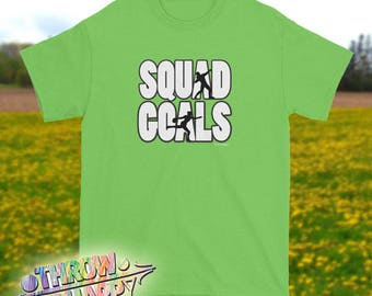 Shot Put and Discus Squad Goals T-Shirt