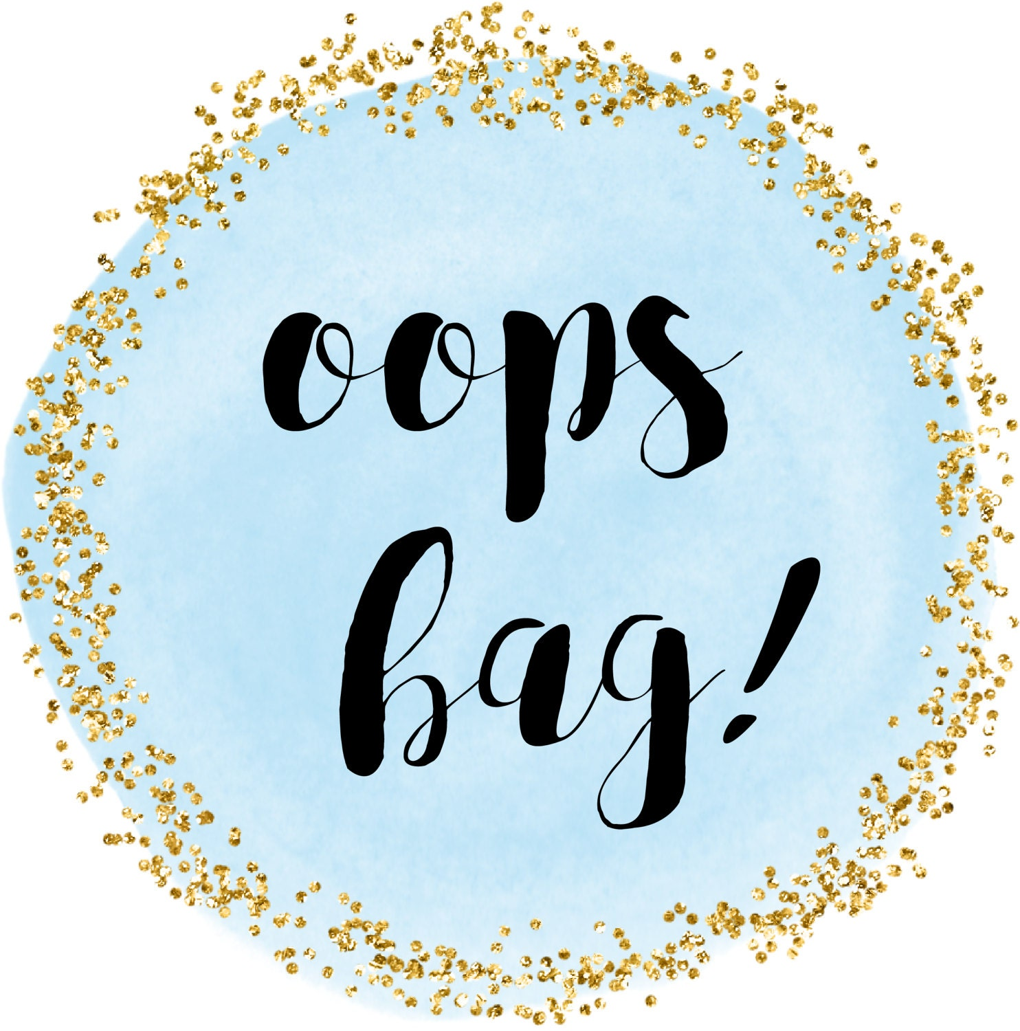 Oops Grab Bag Includes 15 Sheets From Daydreamplanning
