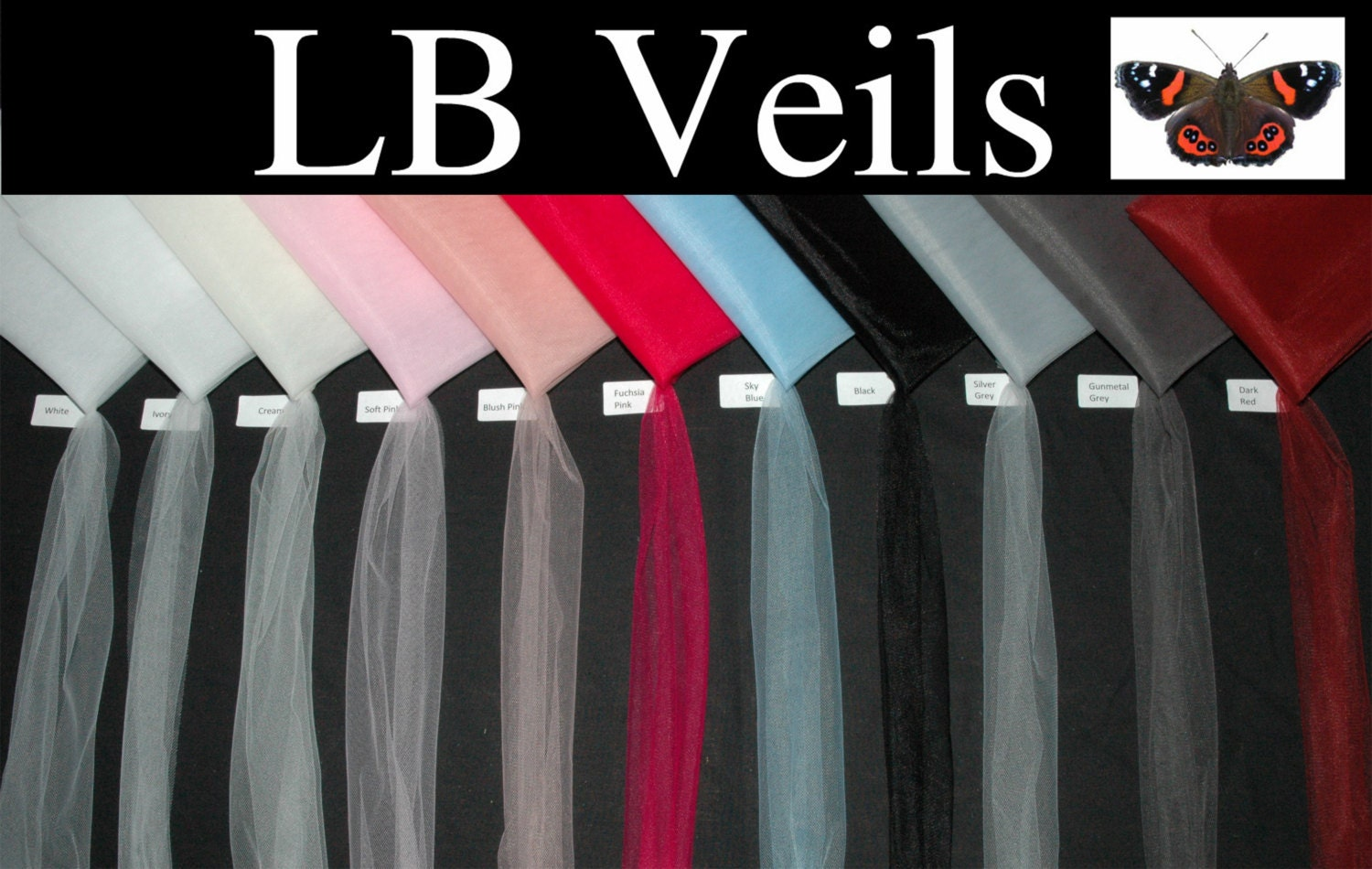 Designer Blush Pink Wedding Veil Crystal Diamante All Over Any Length Single Tier Colour LB Veils 158 UK