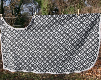 Custom Fleece Quarter Sheet