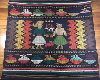 Mexican Wall Tapestry