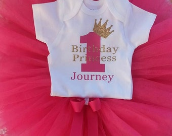 1st birthday outfit, 1st birthday, Tutu outfit, Birthday outfit, Girls outfit