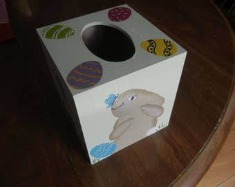 Easter Tissue Box Cover