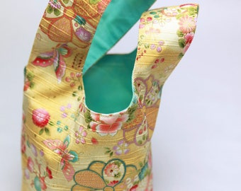 Knot bag Japanese handmade