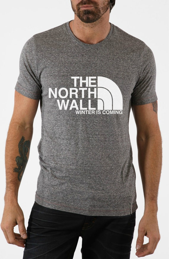 Game of Thrones - The North Wall T-Shirt