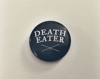 Death Eater 1-inch Pin Button