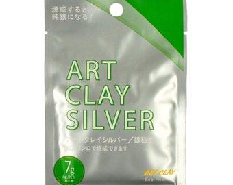 Art Clay Silver 7g Precious Metal Clay DIY Ring Accessory