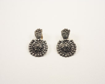 "Traditional Bulgarian Ethno earrings ""Vidinski"""