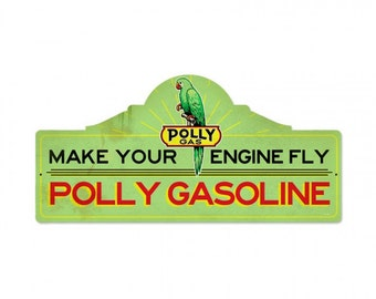 Polly Gas Station