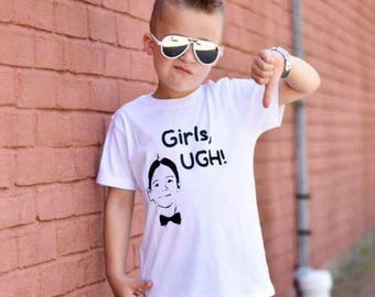GIRLS UGH! shirt tee