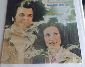 Conway Twitty and Loretta Lynn album