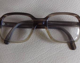 Vintage ROHM NICO glasses frames/ Rare glasses made in Germany