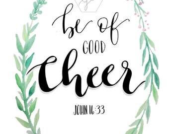Be of Good Cheer (PDF #2)