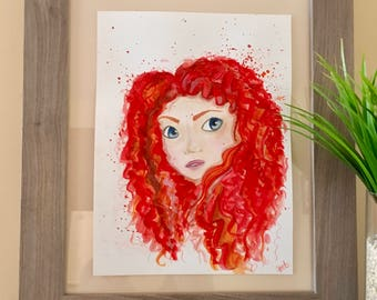 Merida - Our fates lives within us