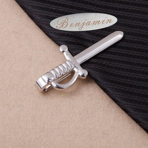 CustomsilverTie clip,silverAnchor Tie Bar,Anchor,Sailor Tie Clip,Seaman Accessories,Novelty Accessories, Anniversary Gift,Gift for him