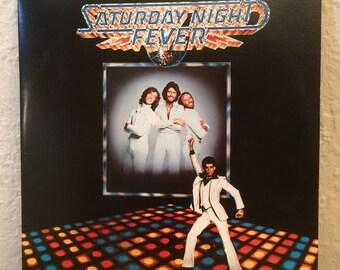 Saturday Night Fever Vinyl Album