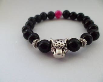 Women's leopard bracelet