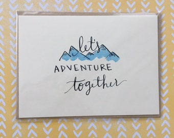 Let's Adventure Together