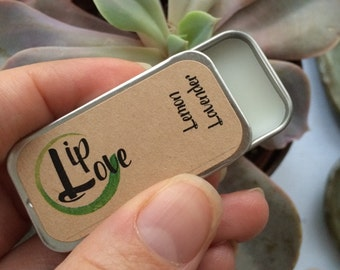 Simple Self-Care - Lip Love - Tin