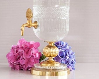 Water Fountain Etsy