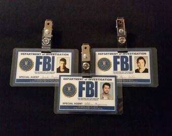 Supernatural ID Badge
